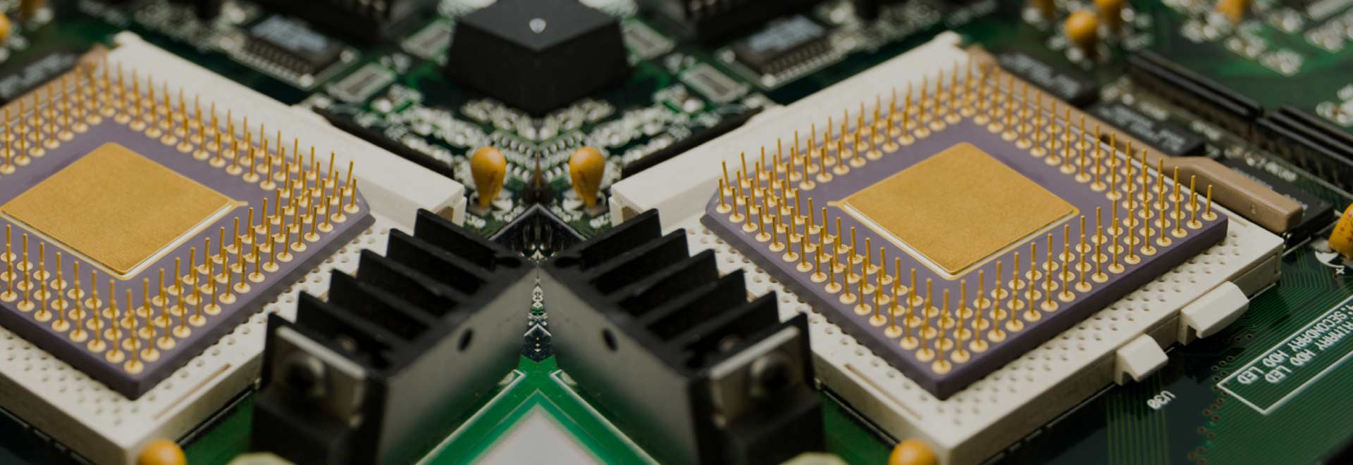 Nistec Excellence Across The Board Electronic Circuitry Is Custom Designed And Manufactured By Us Semiconductor